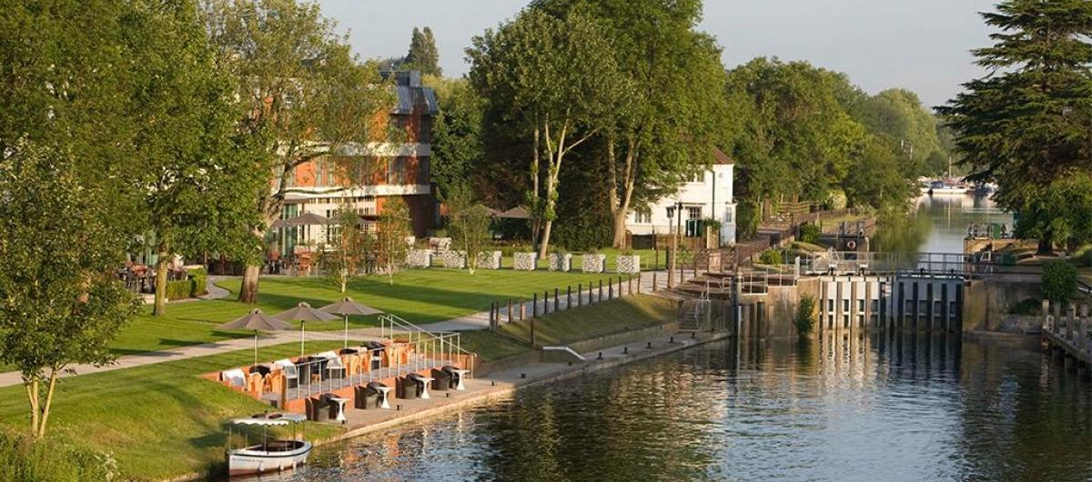 The Runnymede-On-Thames Hotel and Spa