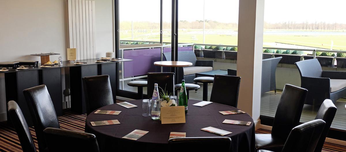 Host your next meeting in Kempton Park Racecourse